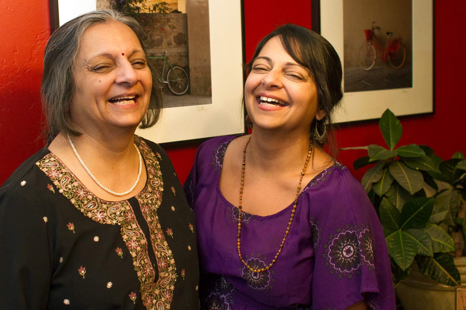 Lata and Amita